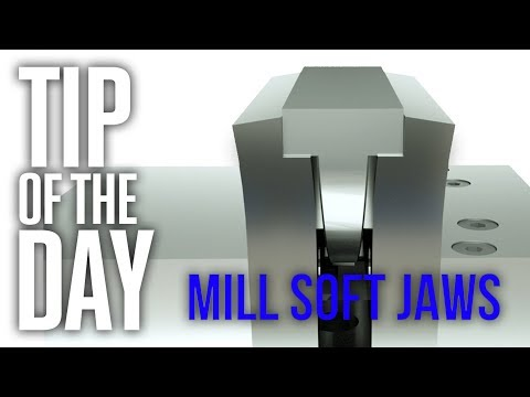 Mill Soft Jaws: The Proper Way to Make and Use Them – Haas Automation Tip of the Day