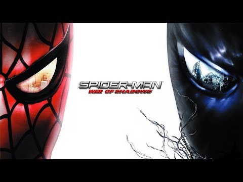 Spiderman El Reino de las Sombras Pelicula Completa Español | Spiderman Web of Shadow (Game Movie)