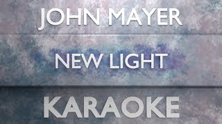 Baixar John Mayer - New Light (Karaoke)