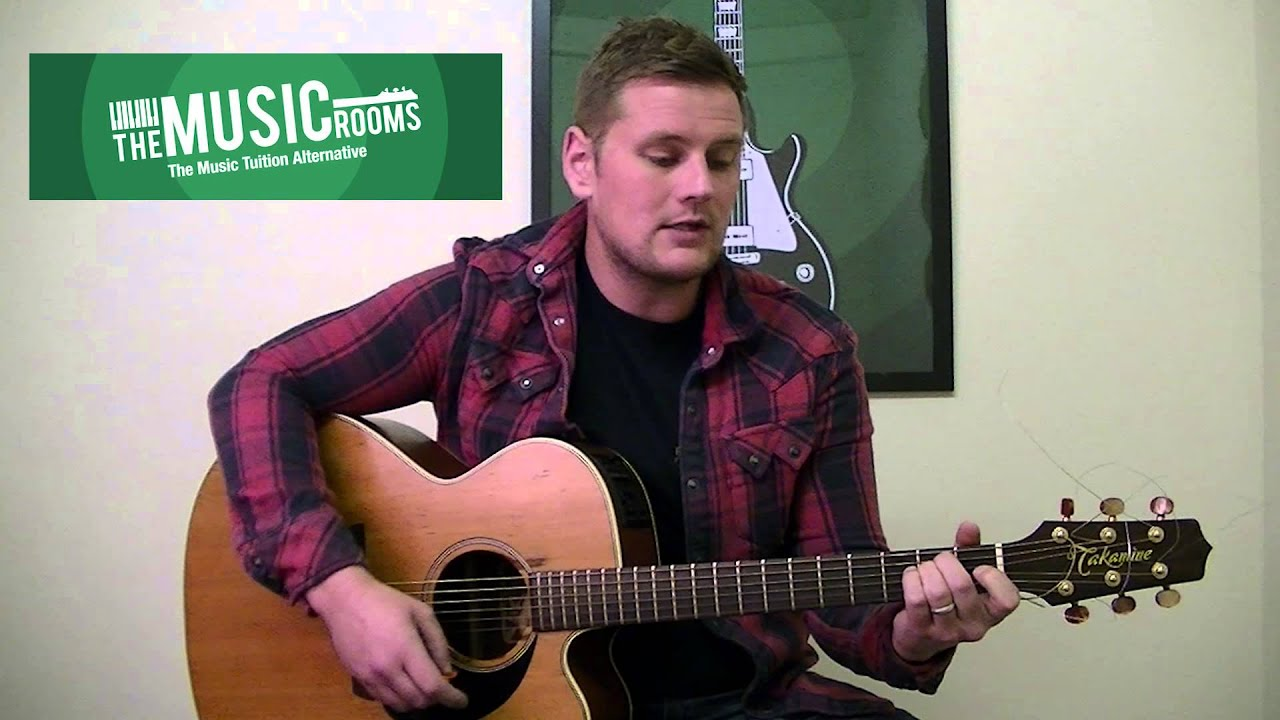 Oasis Songbird Two Chord Guitar Lessons Youtube