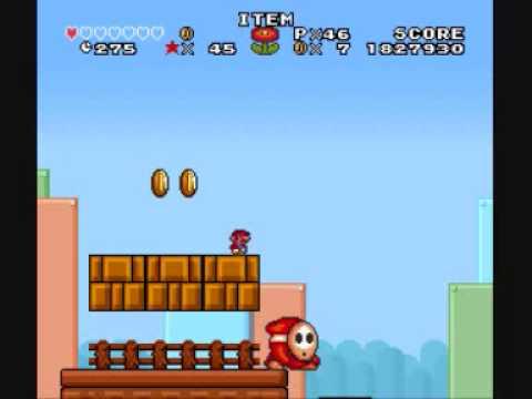 SMW Custom Music - Track 1467 (Super Mario RPG - Let's Go Down The Wine River (Midas River))