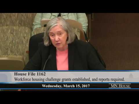 House Job Growth and Energy Affordability Policy and Finance Committee  3/15/17