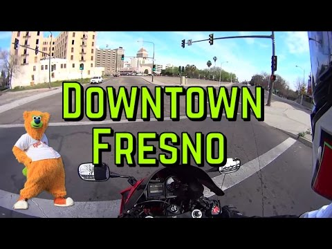 Random encounters in Downtown Fresno!