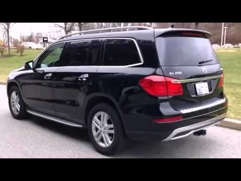 Perfect 2013 Mercedes Benz GL450 Certified West Chester PA