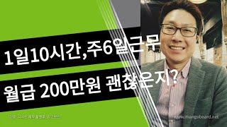 [백승재노무사 노동법실무 질문답변] 5인미만 사업장 월…