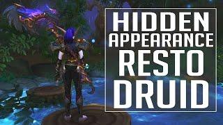 Hidden Artifact | Restoration Druid 🍃