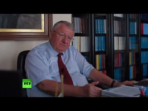 Отказ от ЕС и создание союза с Россией: Шешель рассказал о своём видении будущего Сербии