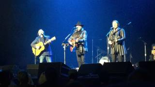 Human Highway - Neil Young with Stephen & Chris Stills 5-22-2016