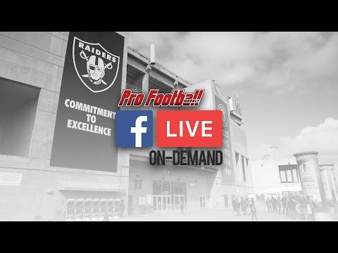 PFW Facebook LIVE On-Demand: Raiders, Rules and the Draft