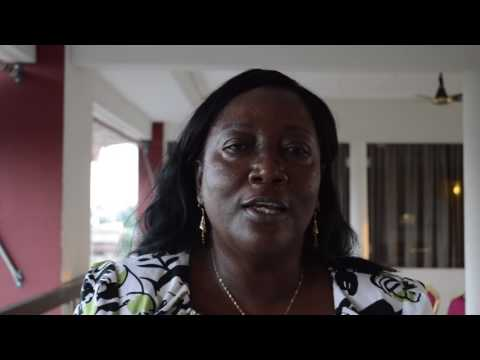 Frances Piagie Alghali on protection laws for human rights defenders in Africa
