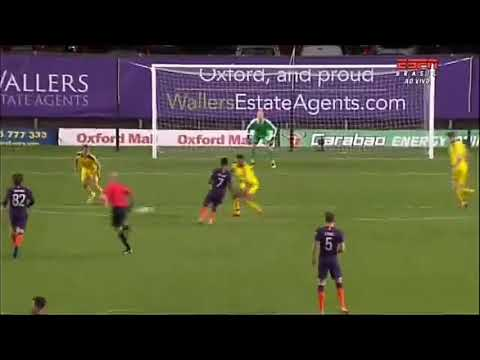 Manchester City Goal - Phil Foden Goal - Oxford United 0 x 3 Manchester City
