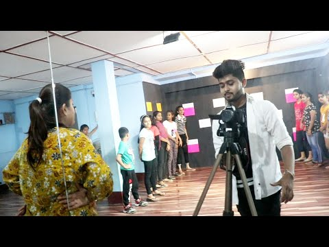 How I Shot My Dance Videos | Manish Dutta Vlogs Vlog #10