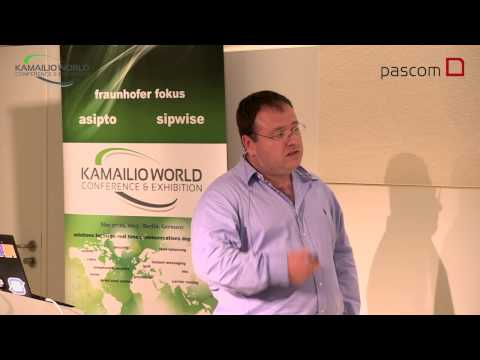 Kamailio World 2015 - Nir Simionovich - The Federated VoIP Switch – Beyond the Registry