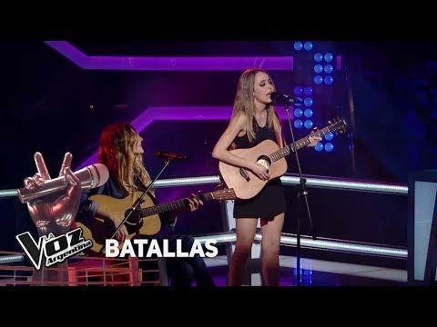 Lucila Ruiu vs  Delfina Sanda -
