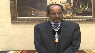 بوتفليقة يستقبل الرئيس الصحراوي محمد عبد العزيز