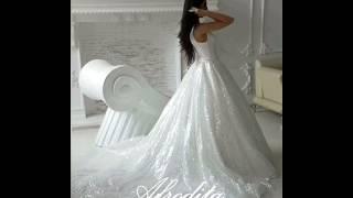 Блестящие свадебные платья Новосибирск!