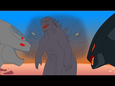 Godzilla: Destroy All Monsters | Part 1 | Animation
