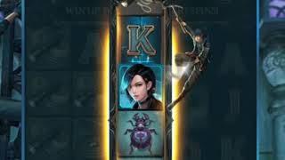 Tomb of Treasure - Online Slot Video Game