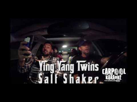 98 5 KISS FM Carpool Karaoke with the Ying Yang Twins
