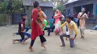 Amar Gorur Garite Bou-Shajia //আমার গুরুর গাড়িতে বৌ-সাজিয়ে 2