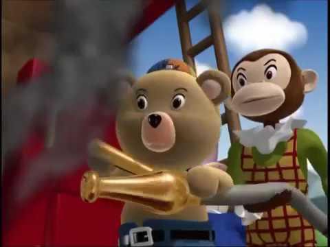 Make Way For Noddy Full Episode 41 Fire Chief Dinah -kids