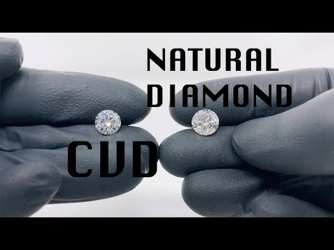 REAL DIAMONDS, IMITATION, SYNTHETIC DIAMONDS CVD, HPHT EXPLAINED!