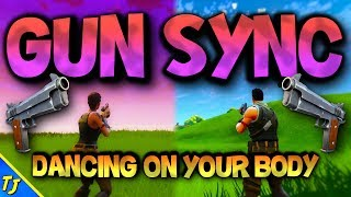 Fortnite Gun Sync | NerdOut! - Dancing On Your Body