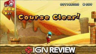 Game | New Super Mario Bros. U Review IGN Reviews | New Super Mario Bros. U Review IGN Reviews