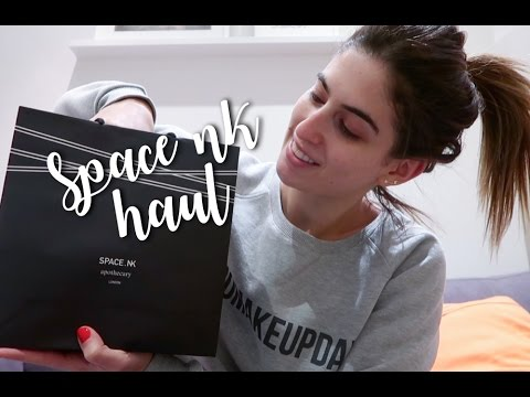 SPACE NK HAUL | Lily Pebbles Vlogmas