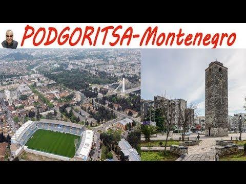 PODGORICA Capital de Montenegro