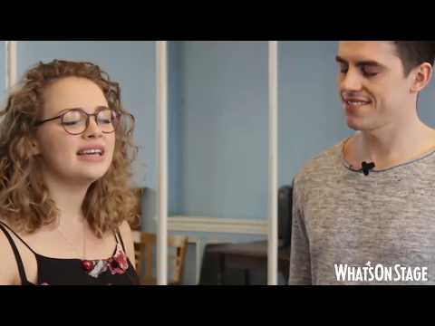Crazier Than You,  The Addams family Musical. Carrie Hope Fletcher, Oliver Ormson