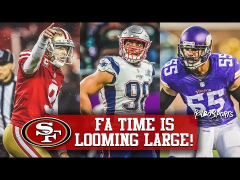 49ers Expected To Use Franchise Tag On Robbie Gould | Anthony Barr & Trey Flowers Will Not Be Tagged