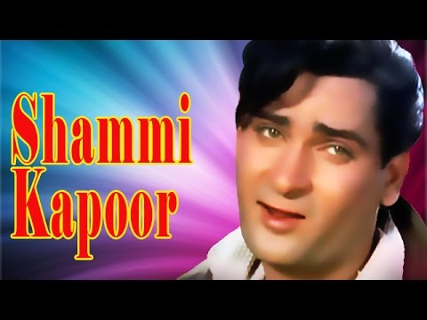 Shammi Kapoor Biography | The