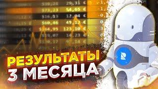 Вышел в прибыль! / Инвестиции в российские акции / Робот-консультант
