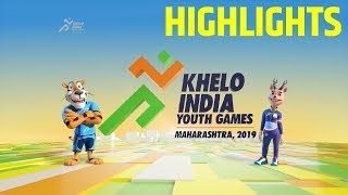 Khelo India Youth Games Highlights | 15th January 2019 Swimming, Kabaddi, Volleyball