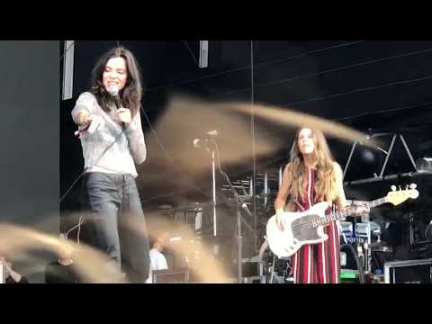 The Aces - Fake Nice - Live at Bottlerock 2018 HD