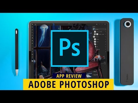 ADOBE RELEASES PHOTOSHOP FOR THE IPAD: The Good And The Bad