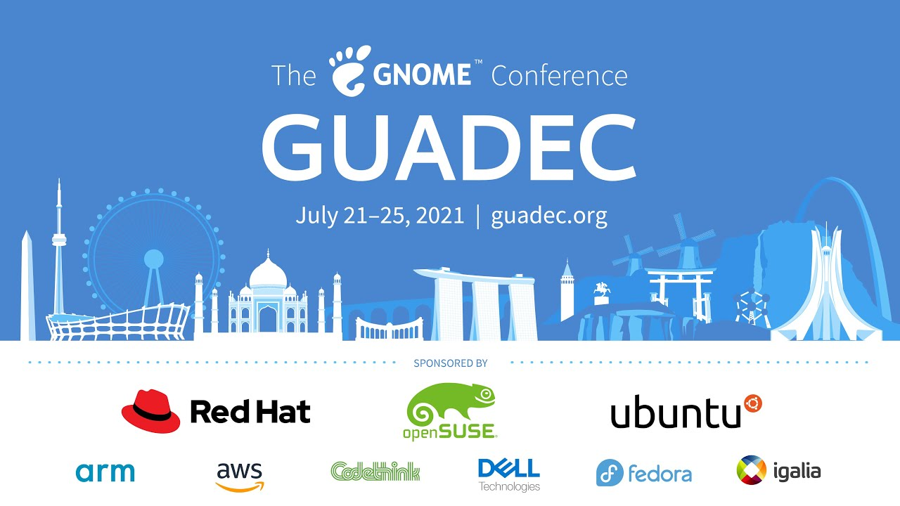 Download GUADEC 2021 - Day 1 - Track 1