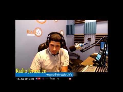 Irving Santiago   Radio Jerusalen