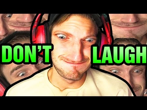 Thumbnail: TRY NOT TO LAUGH **MAKE IT STOP EDITION**