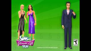 The Sims 2 Glamour Life Stuff Loading Theme