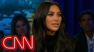 Kim Kardashian: People behind bars don't care who president is