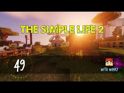[49] Stellar Refraction Table | The Simple Life 2 | 1.10.2 Modded Minecraft