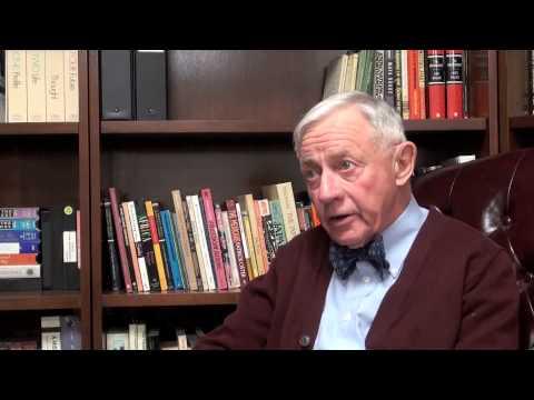 125th Anniversary Collection: Emeritus Professor of English John Groppe