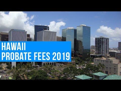 Hawaii Probate Fees - Review Our Hawaii Probate Fees 2019 Outline - Estate Planning Of Honolulu