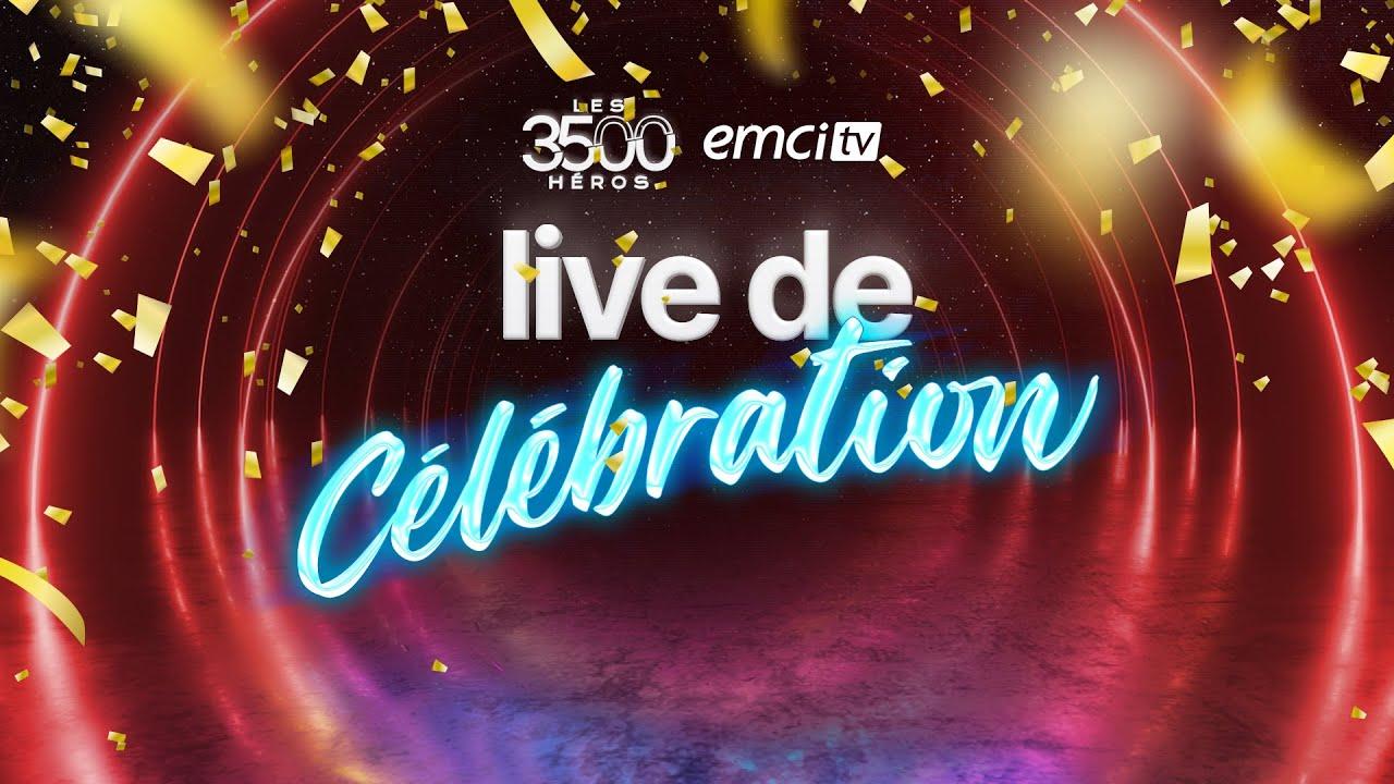 Download LIVE de célébration - Le miracle des 3500 Héros 🙌🏼