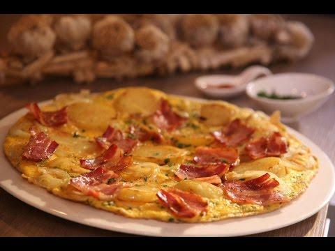 Seljački doručak s krumpirom i slaninom - Fini Recepti by Crochef