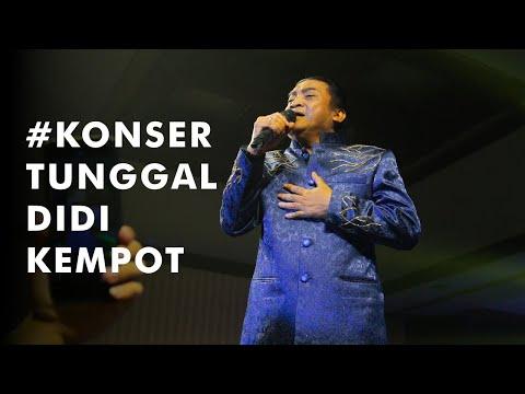 Konser Tunggal DIDI Kempot ( The godfather of broken heart )