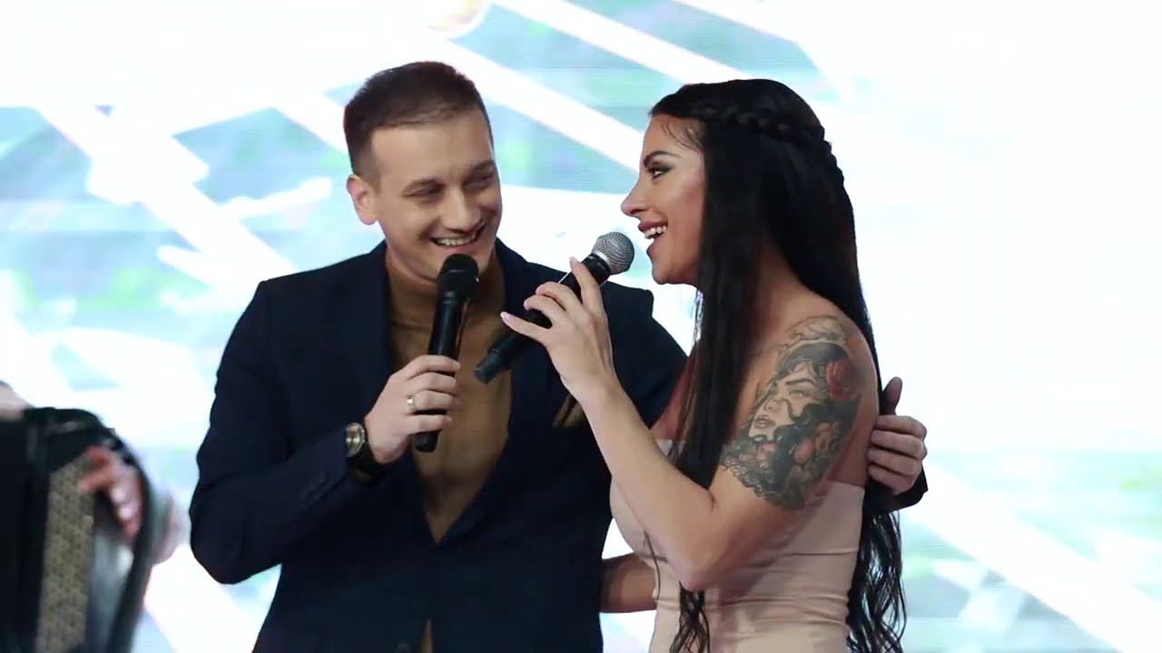 Vlatko Miladinoski & Suzana Gavazova - Acano mlada nevesto (Official Live Video 2021)