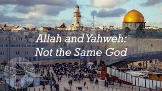 Video Allah and Yahweh: Not the Same God - Beth Grove download MP3, 3GP, MP4, WEBM, AVI, FLV Juni 2018